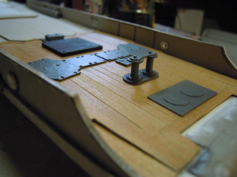 Minensuchboot M43 1/70 - Seite 2 Dscn6517