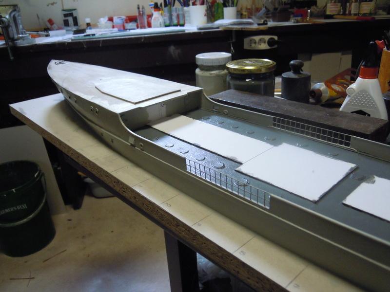 Minensuchboot M43 1/70 - Seite 2 Dscn6520