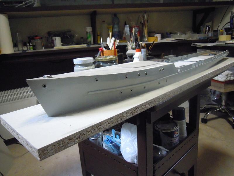 Minensuchboot M43 1/70 - Seite 2 Dscn6521