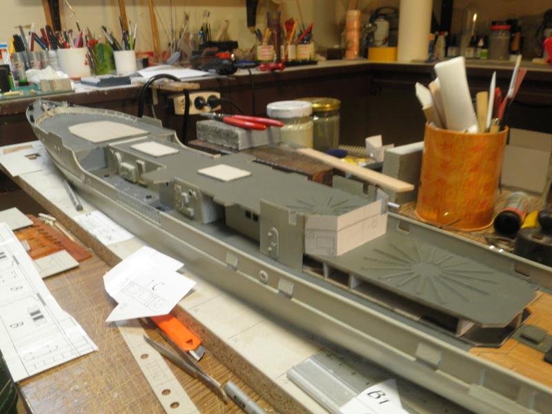 Minensuchboot M43 1/70 - Seite 3 P1010010