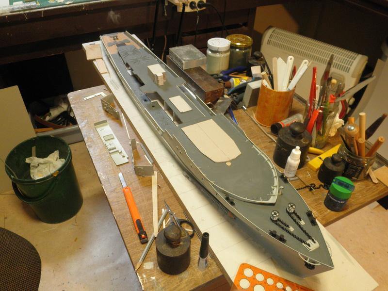 Minensuchboot M43 1/70 - Seite 3 P1010011