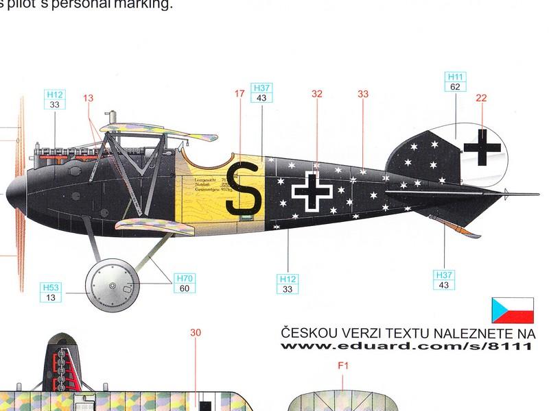 Albatros D.Va (Eduard 1/48): je lâche l'affaire... Albatr22