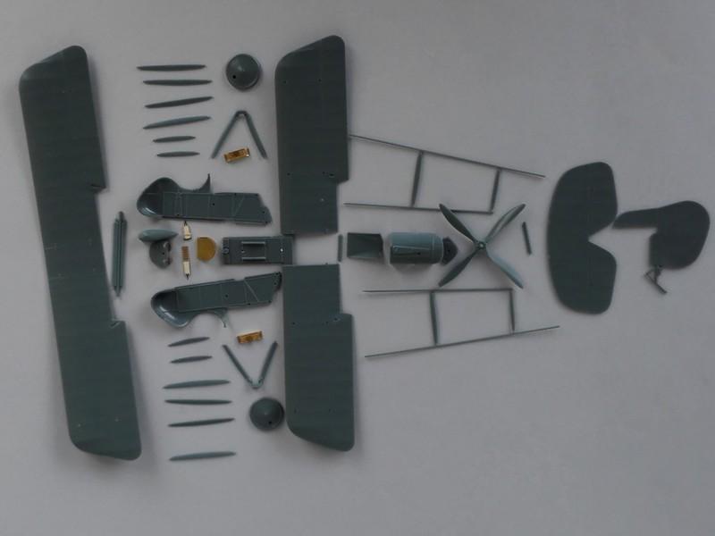 AMC DH-2 Eduard 1/48 Dh2-0310