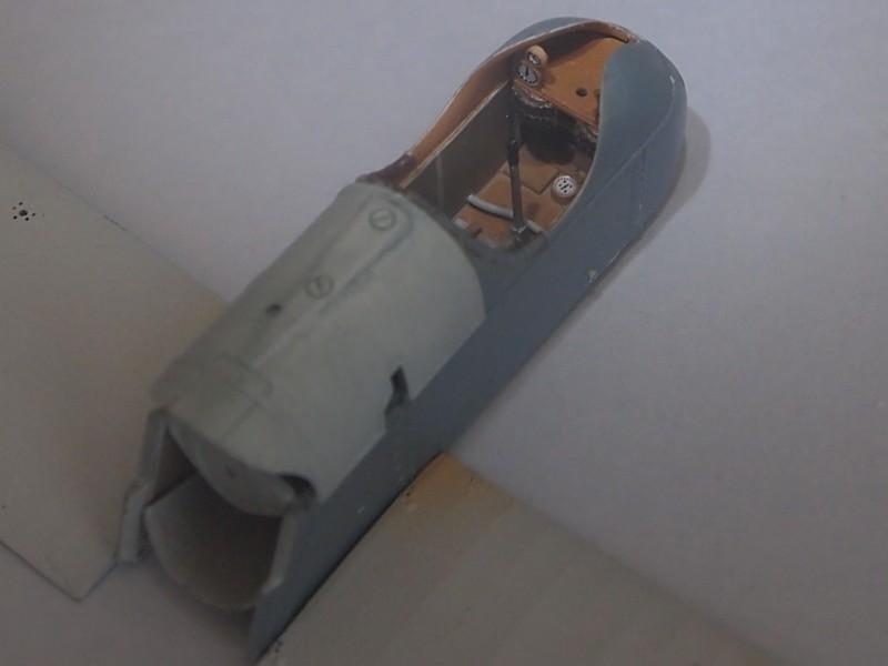 AMC DH-2 Eduard 1/48 Dh2-0610