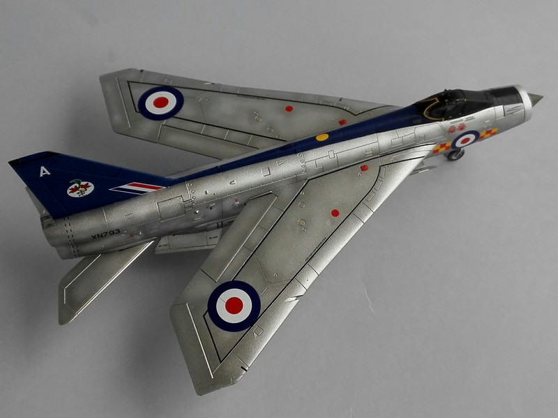 English Electric Lightning F2A (Airfix 1/72) Lightn10