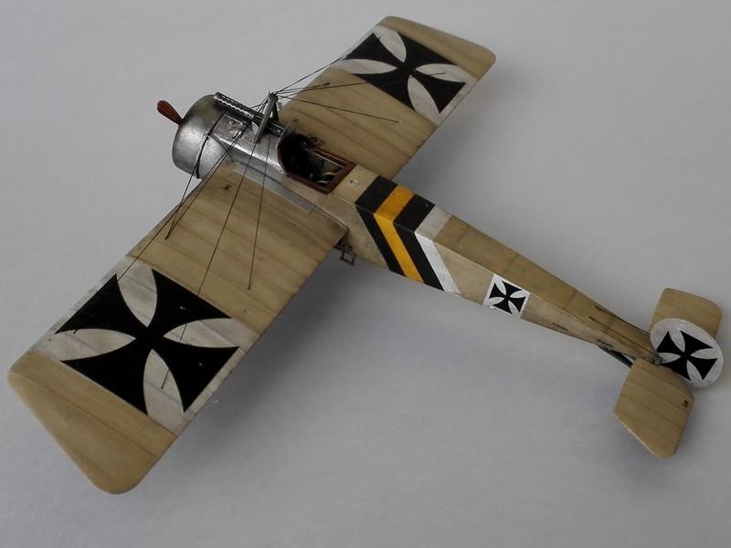 Fokker Eindecker Eduard - Page 3 Mon3110