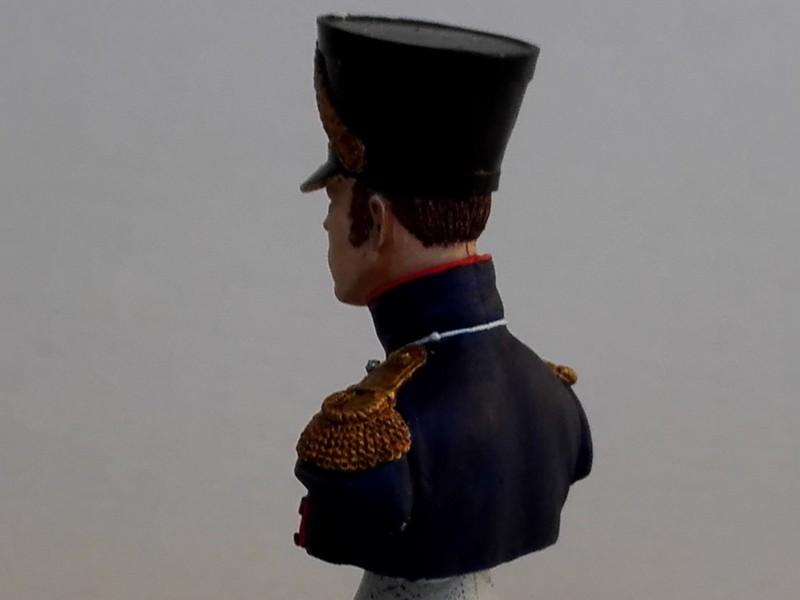 Buste d'officier d'artillerie de ligne (Historex au 1/15, peinture à l'acrylique) Offart11