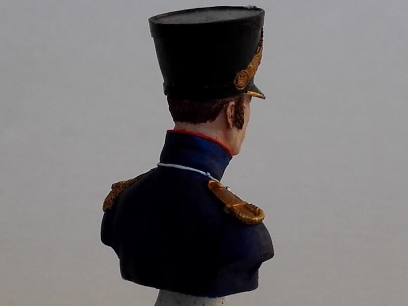 Buste d'officier d'artillerie de ligne (Historex au 1/15, peinture à l'acrylique) Offart12