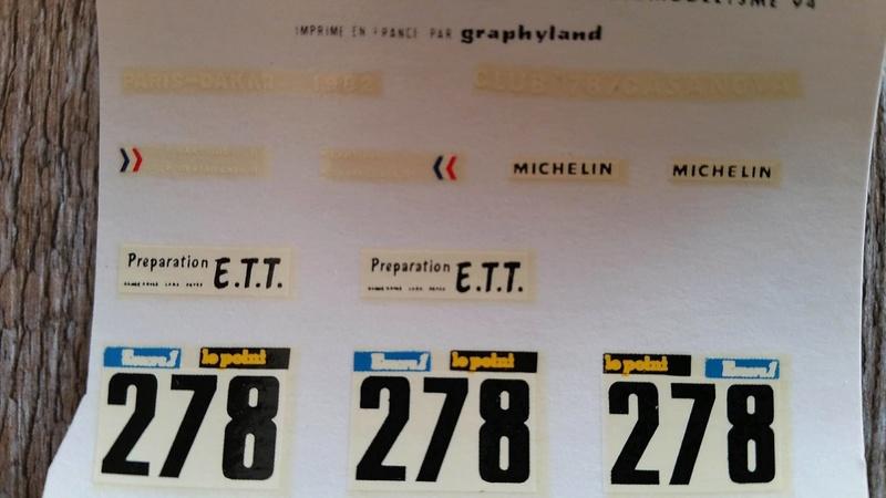 205 Grand Raid N° 205 - Rallye des Pionnier's 2017 - Page 2 16196710