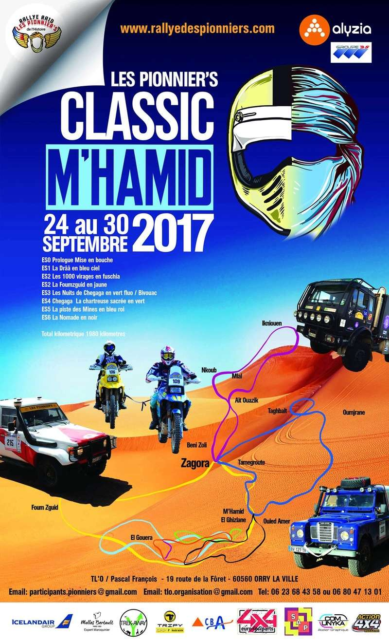 205 Grand Raid N° 205 - Rallye des Pionnier's 2017 - Page 3 18954912