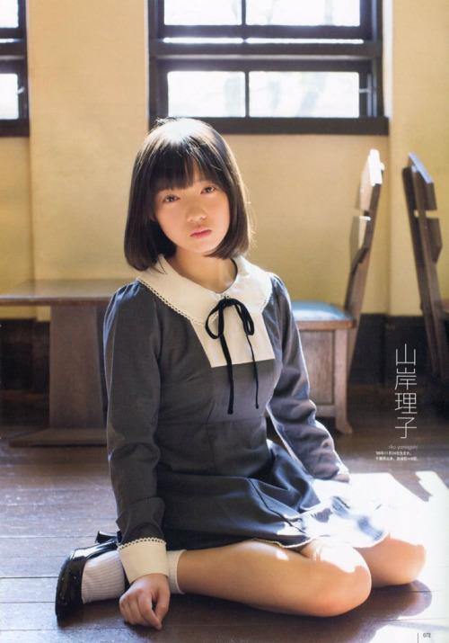 Talk/ Yamagishi Riko Tumblr13