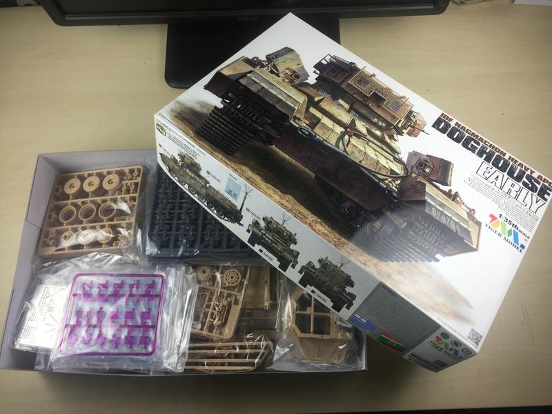 tiger - Nagmachon, AMX-10 RC Daguet, Leopard II Tiger Model, 1/35 4624-010