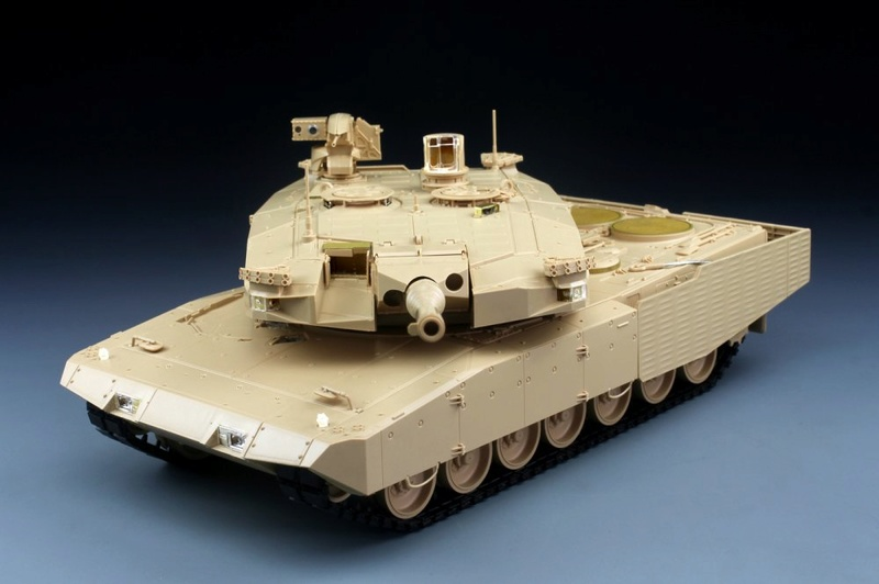 tiger - Nagmachon, AMX-10 RC Daguet, Leopard II Tiger Model, 1/35 4629-010