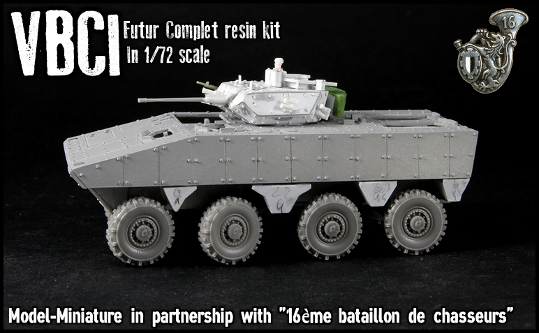 vbci - Master VBCI au 1/72, Model Miniature Vbci1110