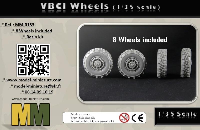 vbci - AMX-10 Separ, roue de VBCI et VAB, 1/72 et 1/35 chez Model Miniature Vbci_w10