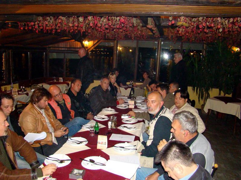Osnivanje mušičarskog kluba u Novom Sadu Osniva10