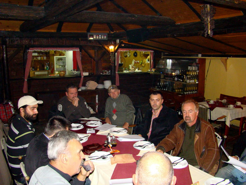 Osnivanje mušičarskog kluba u Novom Sadu Osniva11
