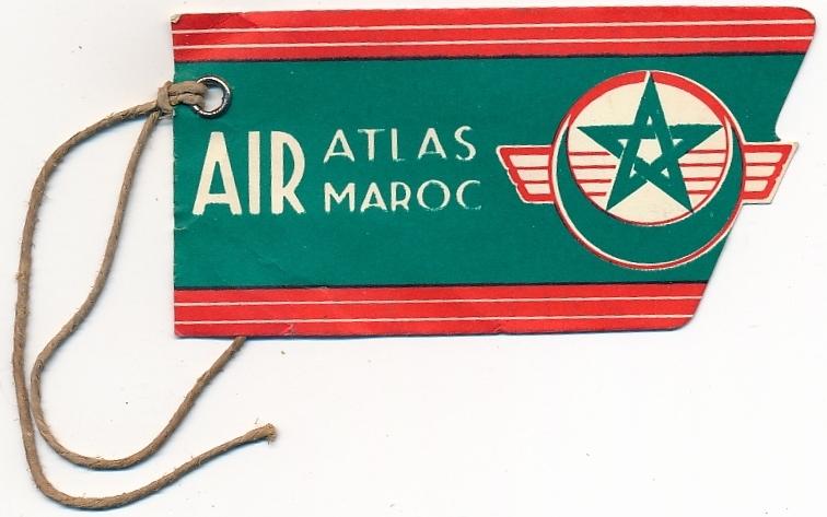 Air Atlas Air Maroc - 1953 à 1957 00113