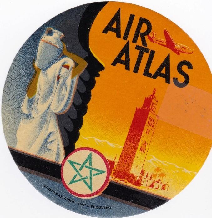 Air Atlas - 1946 à 1953 00115