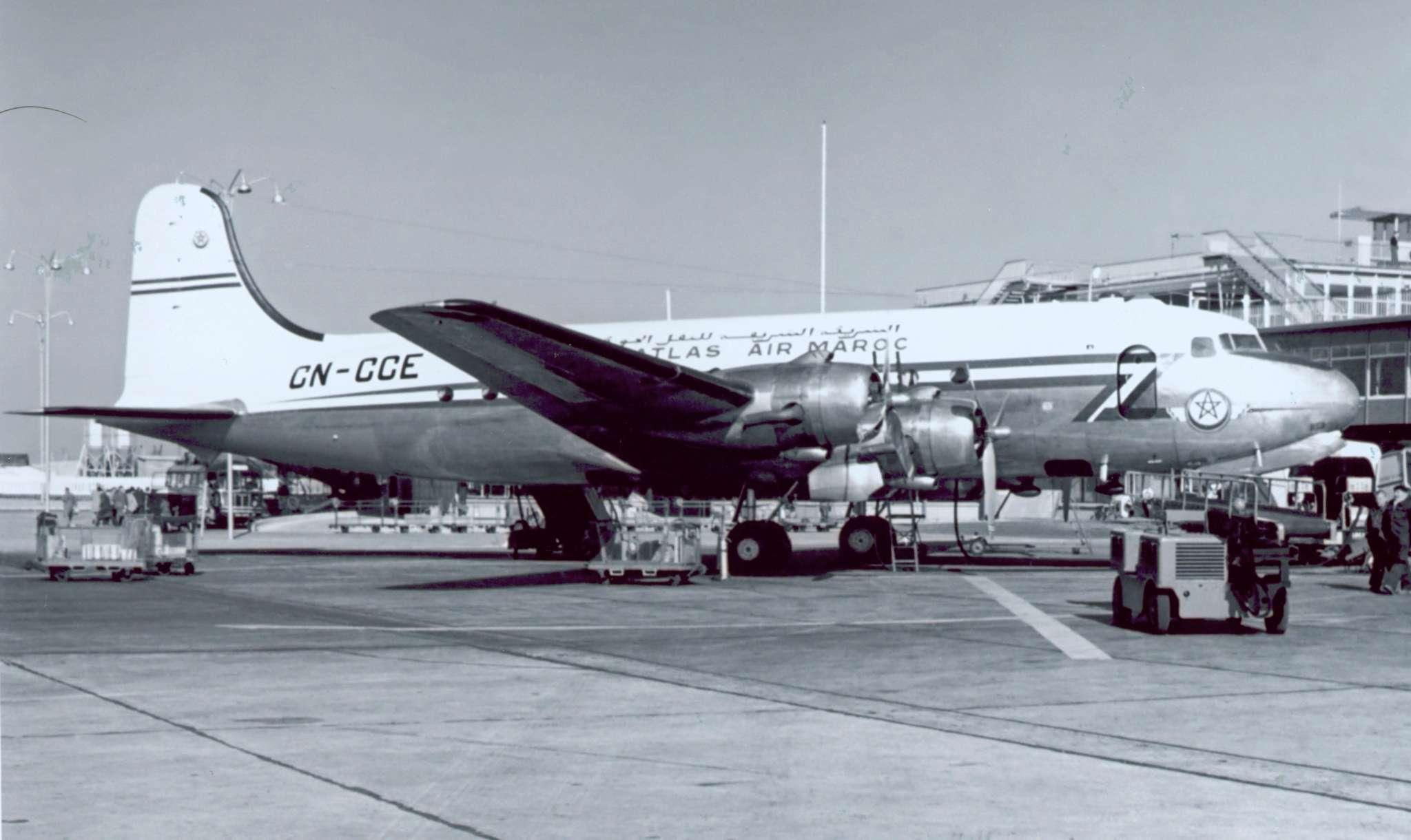 Air Atlas Air Maroc - 1953 à 1957 00213