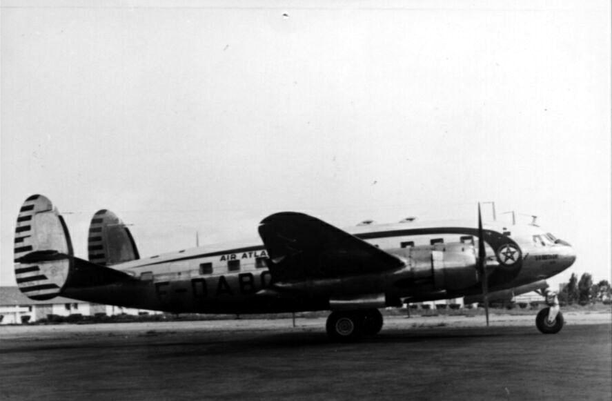 Air Atlas Air Maroc - 1953 à 1957 00413