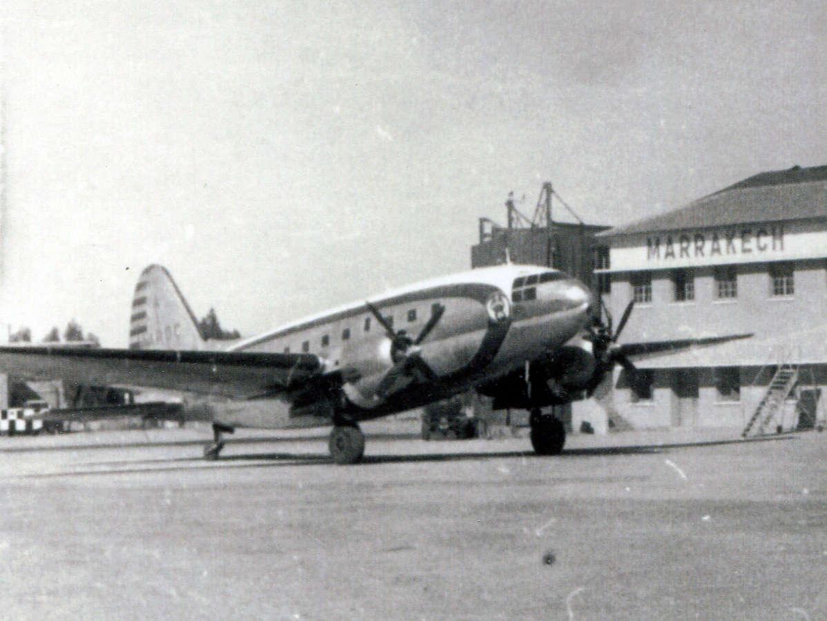 Air Maroc - 1947 à 1953 00414