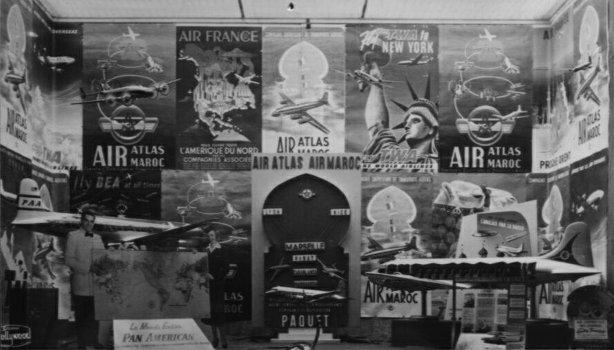 Air Atlas Air Maroc - 1953 à 1957 00512
