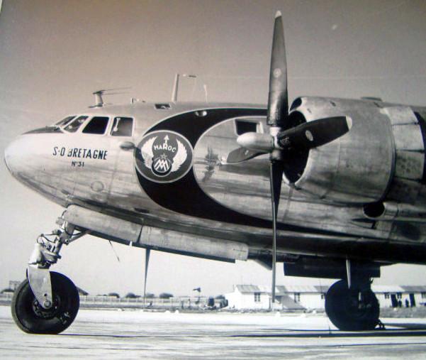 Air Maroc - 1947 à 1953 00811
