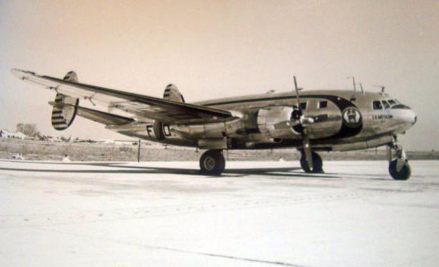 Air Maroc - 1947 à 1953 00911