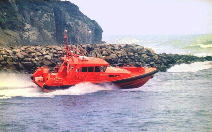 Sauvetage maritime au Maroc / service de recherche et de sauvetage  Sar20110
