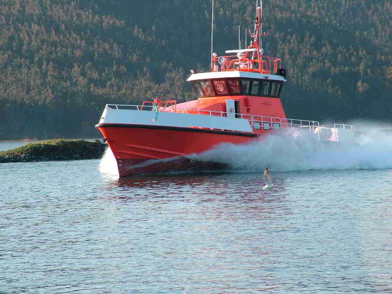 Sauvetage maritime au Maroc / service de recherche et de sauvetage  Sar20m10