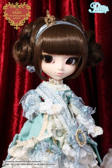 Février 2014 : Pullip La robe vert clair P113-110