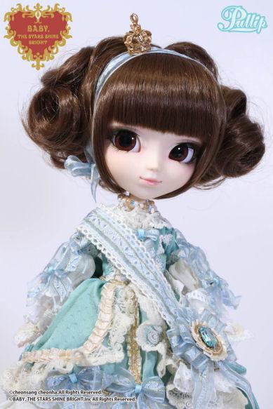 Février 2014 : Pullip La robe vert clair P113-410