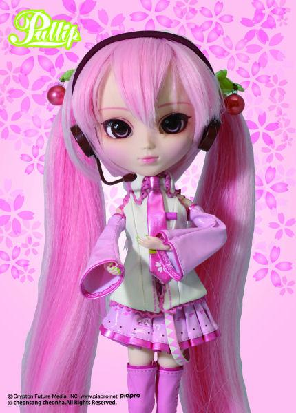 Mars 2014 : Pullip Vocaloid Sakura Miku Sakura10