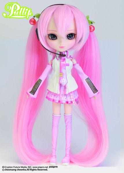 Mars 2014 : Pullip Vocaloid Sakura Miku Sakura11