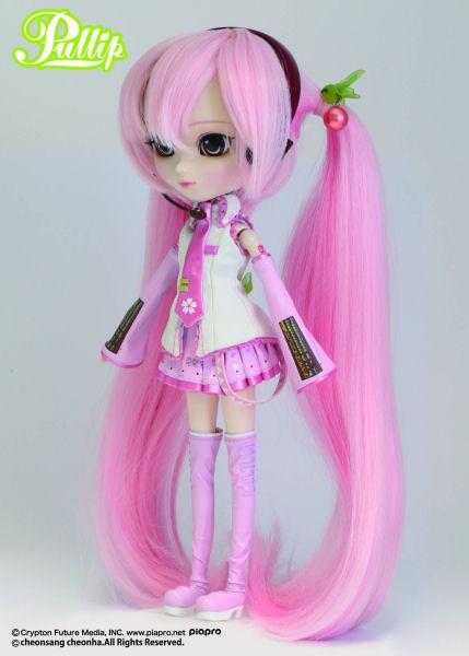 Mars 2014 : Pullip Vocaloid Sakura Miku Sakura12