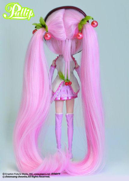Mars 2014 : Pullip Vocaloid Sakura Miku Sakura13