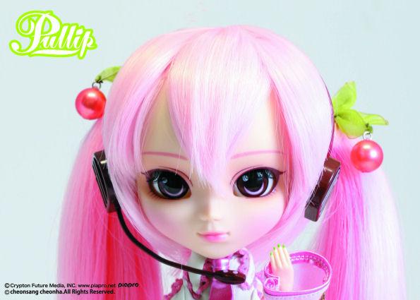 Mars 2014 : Pullip Vocaloid Sakura Miku Sakura14