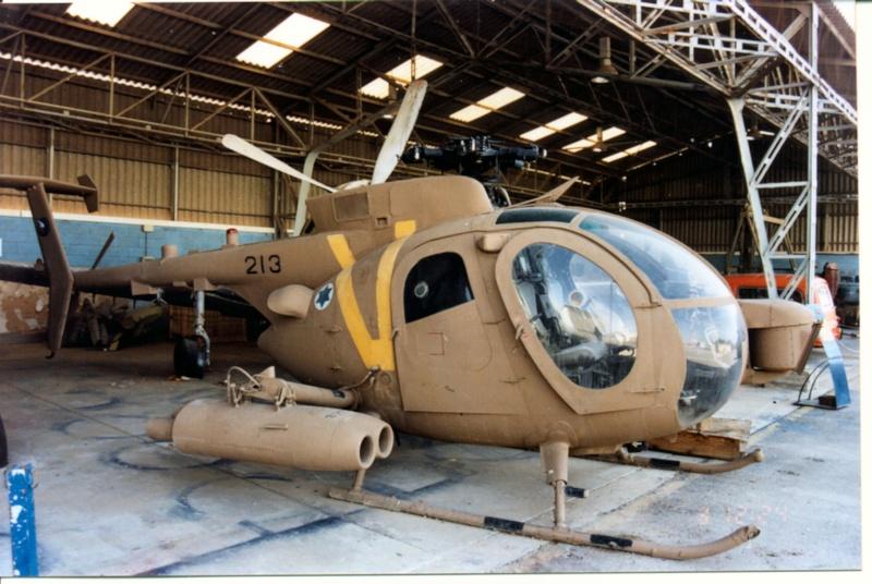 Hughes 500 eggeplane Hassegawa ( IAF ) Md-50010