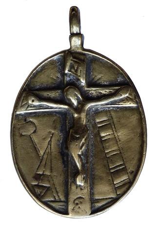 Busto de Jesús / Virgen de Liesse (Notre Dame de Liesse. Francia)(R.M. SXVII-O423) Nd_lie12
