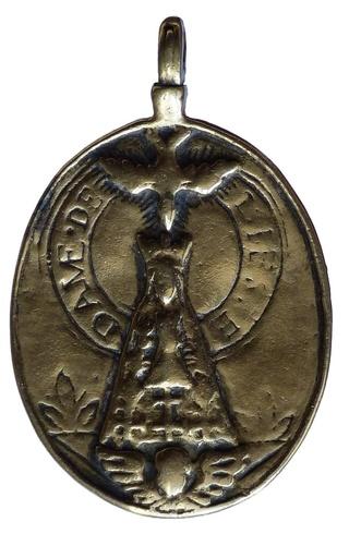 Busto de Jesús / Virgen de Liesse (Notre Dame de Liesse. Francia)(R.M. SXVII-O423) Nd_lie13
