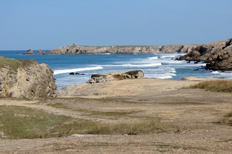 presqu'île  de Quiberon  côte sauvage  Img_7610