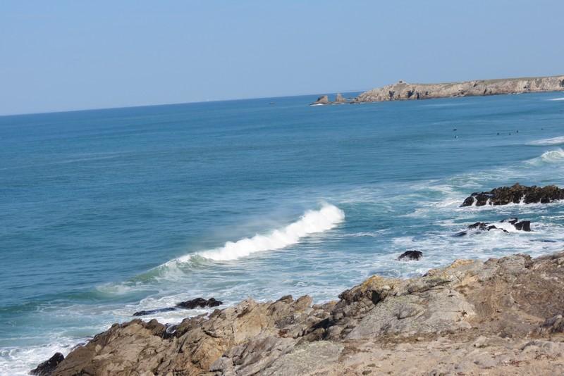 presqu'île  de Quiberon  côte sauvage  Img_7711