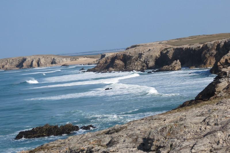 presqu'île  de Quiberon  côte sauvage  Img_7714
