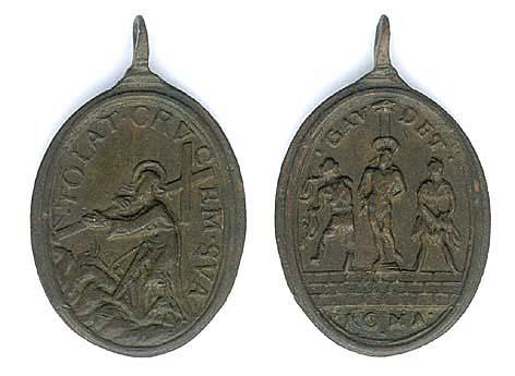 Cristo camino del Calvario / Flagelación (R.M. SXVII-O420) 1447_j10