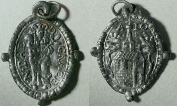 Nuestra Sra. de Gracia - Capilla de Loos XVI-XVII (R.M. SVVII-O444)(MAM) Loos111