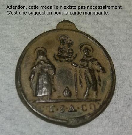 San Alberto Sicilia /San Angelo de Sicilia -Santa Teresa de Jesus /San Andrea Corsino ..XVII Sxu4vw10