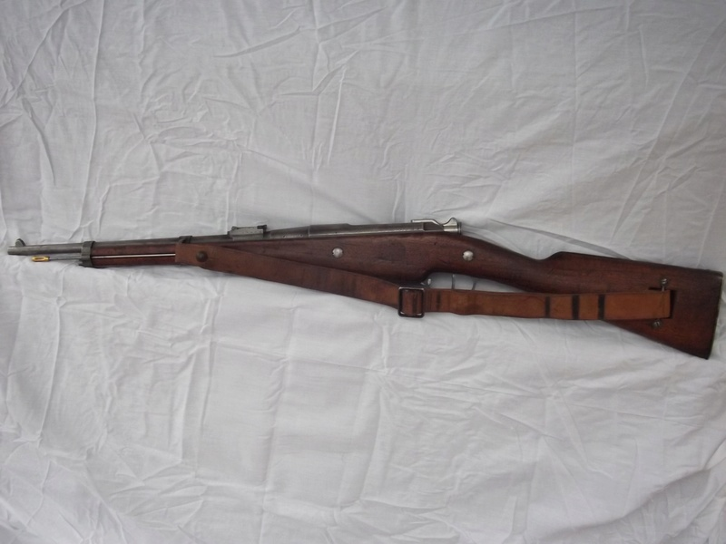 Carabine de cavalerie Berthier Mle 1890 modifiée 1915  02711