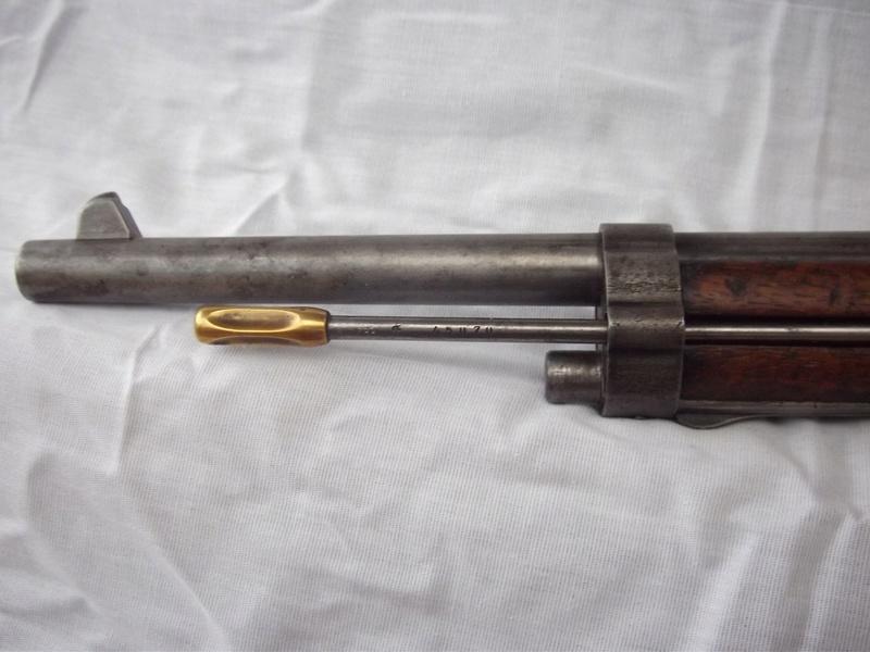Carabine de cavalerie Berthier Mle 1890 modifiée 1915  03210