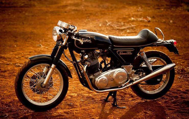 Votre plus belle moto du monde. Norton10
